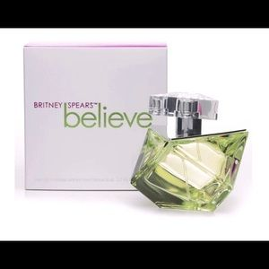 100ml Britney spears believe perfum